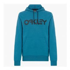 Oakley Casual Adult Lifestyle Hoodie (B1B PO Blue Coral)
